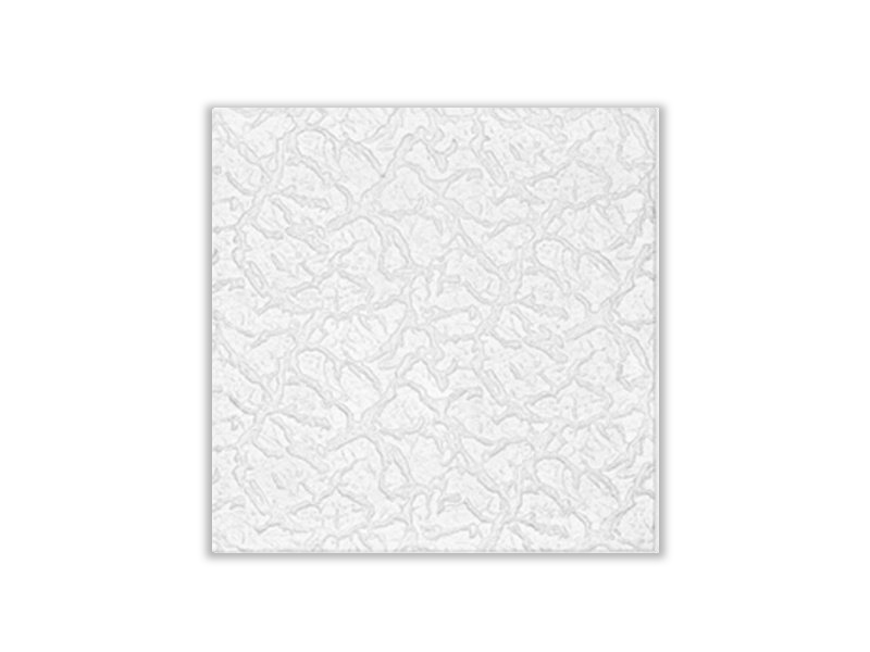 Format Bryza Z Ceiling Panels 50x50x0.8cm White