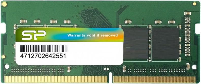 Silicon Power 8GB 2400MHz CL17 DDR4 SODIMM SP008GBSFU240B02
