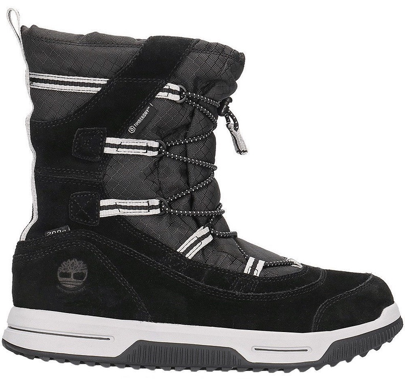 Timberland Snow Stomper Pull On WP A1UIK Black 40