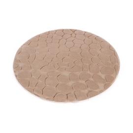 Vonios kilimėlis Domoletti ma3864b, smėlinis, Ø 60 cm