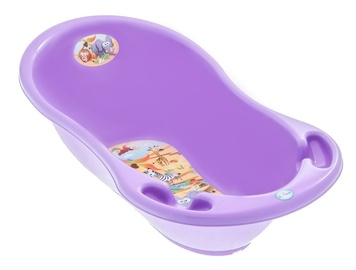 Tega Baby Bathtub Safari 86cm SF-004 Violet