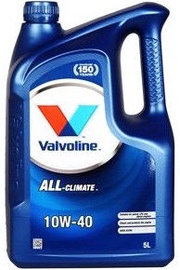 Valvoline All Climate 10w40 Engine Oil 5L