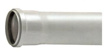 Vidaus kanalizacijos vamzdis HTplus, Ø 110 mm, 0,75 m
