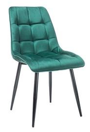 Signal Meble Chic Valvet Chair Green