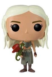 Funko Pop! Television Game Of Thrones Daenerys Targaryen 03