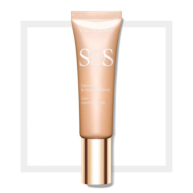 Makiažo pagrindas Clarins SOS 02, 30 ml