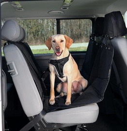 Trixie Vehicle Interior Covering Protector From Animals Black