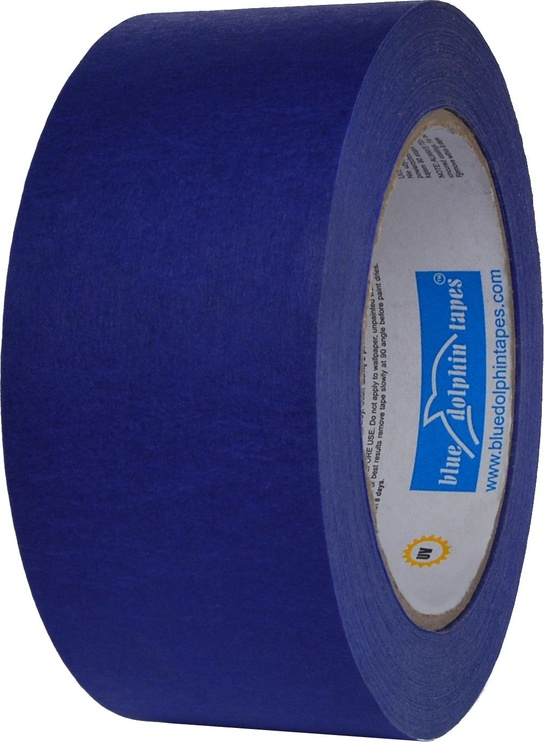 Blue Dolphin Painter's Tape For Professionals 48mm x 50m