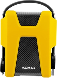 Adata HD680 2TB USB 3.0 Yellow