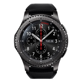 IŠMANUSIS LAIKRODIS SAMSUNG GALAXY GEAR S3 DARK GREY