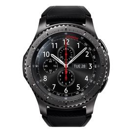 Išmanusis laikrodis Samsung Galaxy Gear S3, tamsiai pilkas