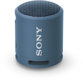 Беспроводной динамик Sony XB13 Extra Bass, синий, 5 Вт