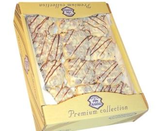 Vafliniai pyragėliai su razinomis Skanėstas, 450 g