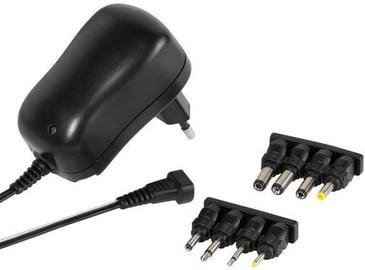 Vivanco Universal Power Adapter Black
