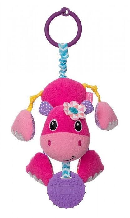 Infantino Shake & Pull Hippo