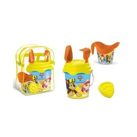 Smėlio žaislų rinkinys Paw Patrol, 4 vnt
