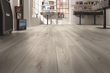 Laminuotos medienos plaušų grindys Swiss Kronot D4793, 1845 x 244 x 10 mm