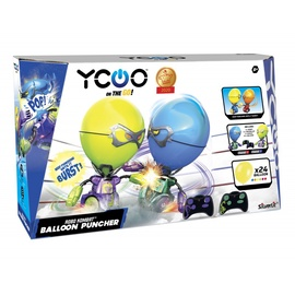 Žaislinis robotas Kombat Balloon 88038