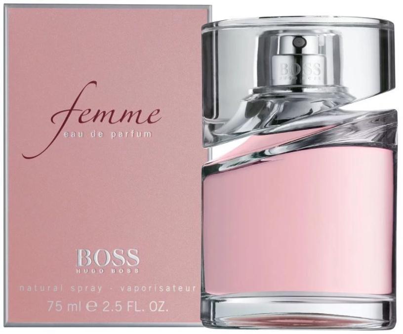 Kvepalai Hugo Boss Femme 75ml EDP