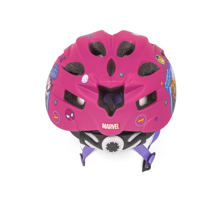 Шлем Disney Avengers 9077, розовый, 520 - 560 мм