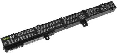 Green Cell Pro Battery For Asus X551 2600mAh