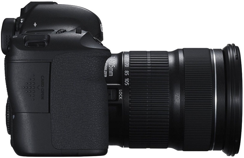 Canon EOS 6D+EF 24-105 IS STM