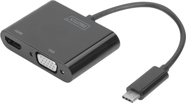 Digitus USB Type-C to HDMI/VGA Adapter