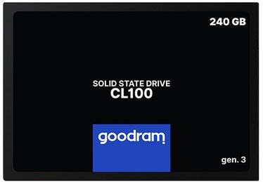 """Goodram CL100 240GB 2.5"""" Gen 3 SATAIII"""