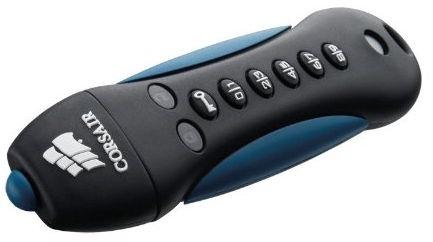 USB atmintinė Corsair Padlock 3, USB 3.0, 16 GB
