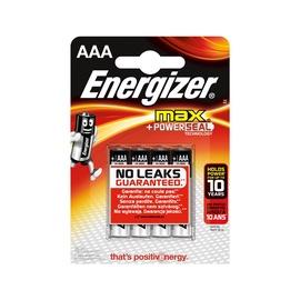Energizer PowerSeal Technology Battery AAA x 4