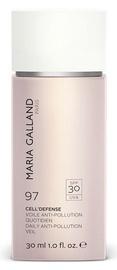Солнцезащитный крем Maria Galland 97 Daily Anti Pollution Veil SPF30, 30 мл