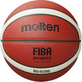 Krepšinio kamuolys Molten B6G4500, 6