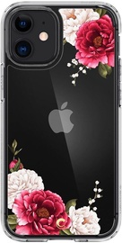 Spigen Cyrill Cecile Back Case For Apple iPhone 12 Mini Red Floral