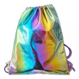 Stnux Shoe Bag Metalic Petrol