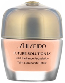 Shiseido Future Solution Lx Total Radiance Foundation Fluid 30ml 4 Rose