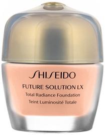 Shiseido Future Solution Lx Total Radiance Foundation Fluid 30ml 4 Rose