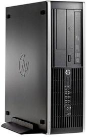 HP Compaq 8200 Elite RW2973 SFF (ATNAUJINTAS)