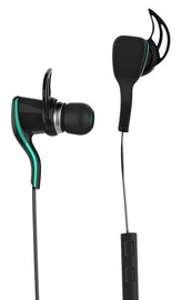 Ausinės Art AP-B22 Bluetooth Headphones w/Mic black