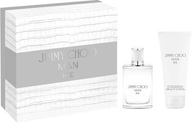 Jimmy Choo Man Ice 50ml EDT + 100ml Shower Gel