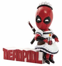 Beast Kingdom Marvel Deadpool Mini Egg Attack Series Deadpool Maid Outfit 004/404