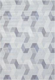 Kilimas Domoletti Serenity 923-0003-5747, pilkas, 195x135 cm