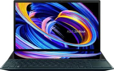 Ноутбук Asus ZenBook Duo 14 UX482EG-HY016R, Intel® Core™ i7-1165G7 (12 MB Cache, 2.8 GHz), 32 GB, 14 ″