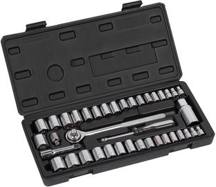 Kreator KRT500103 Socket Set 39pcs