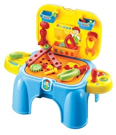 Plastica Boys Play Set Chair Blue 91610