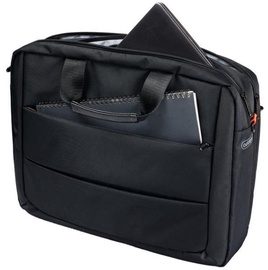 "Addison Notebook Bag 15.6"" Black"
