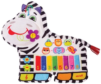 Interaktyvus žaislas Happy Snail Musical Zebra 17HS01IFR