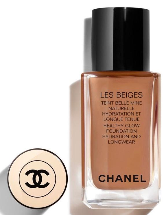 Chanel Les Beiges Healthy Glow Foundation Hydration And Longwear 30ml BR132