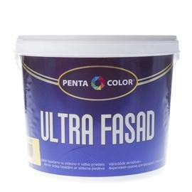 Krāsa dispersijas Pentacolor Ultra Fasad, 5 l