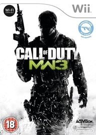 Wii игра Activision Call Of Duty: Modern Warfare 3 Wii
