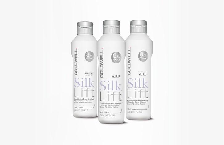 Goldwell Silk Lift Conditioning Cream Developer 9% 750ml